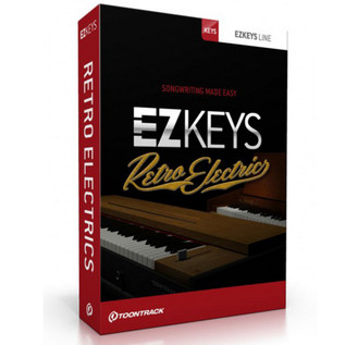 Toontrack EZkeys Retro Electrics