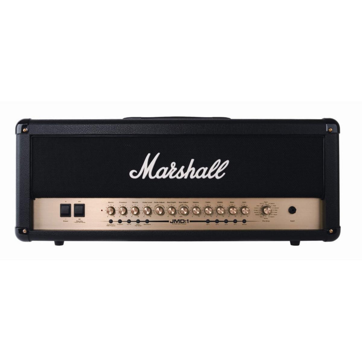 Marshall JMD50 50W Rörförstärkartopp med MX212 Kabinett  ebc742a8506f5