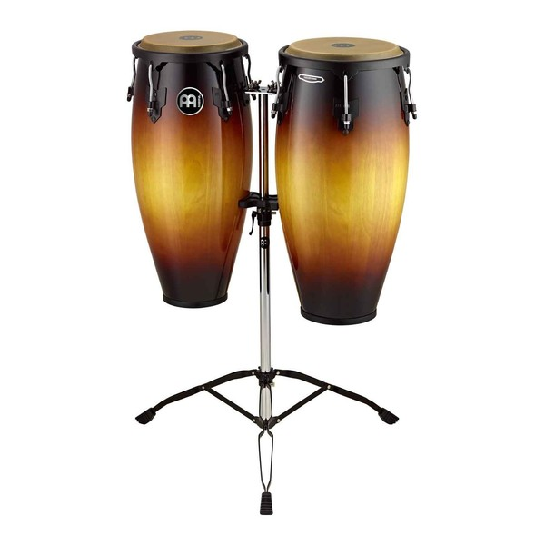 Meinl Headliner Series 10'' and 11'' Conga Set, Vintage Sunburst