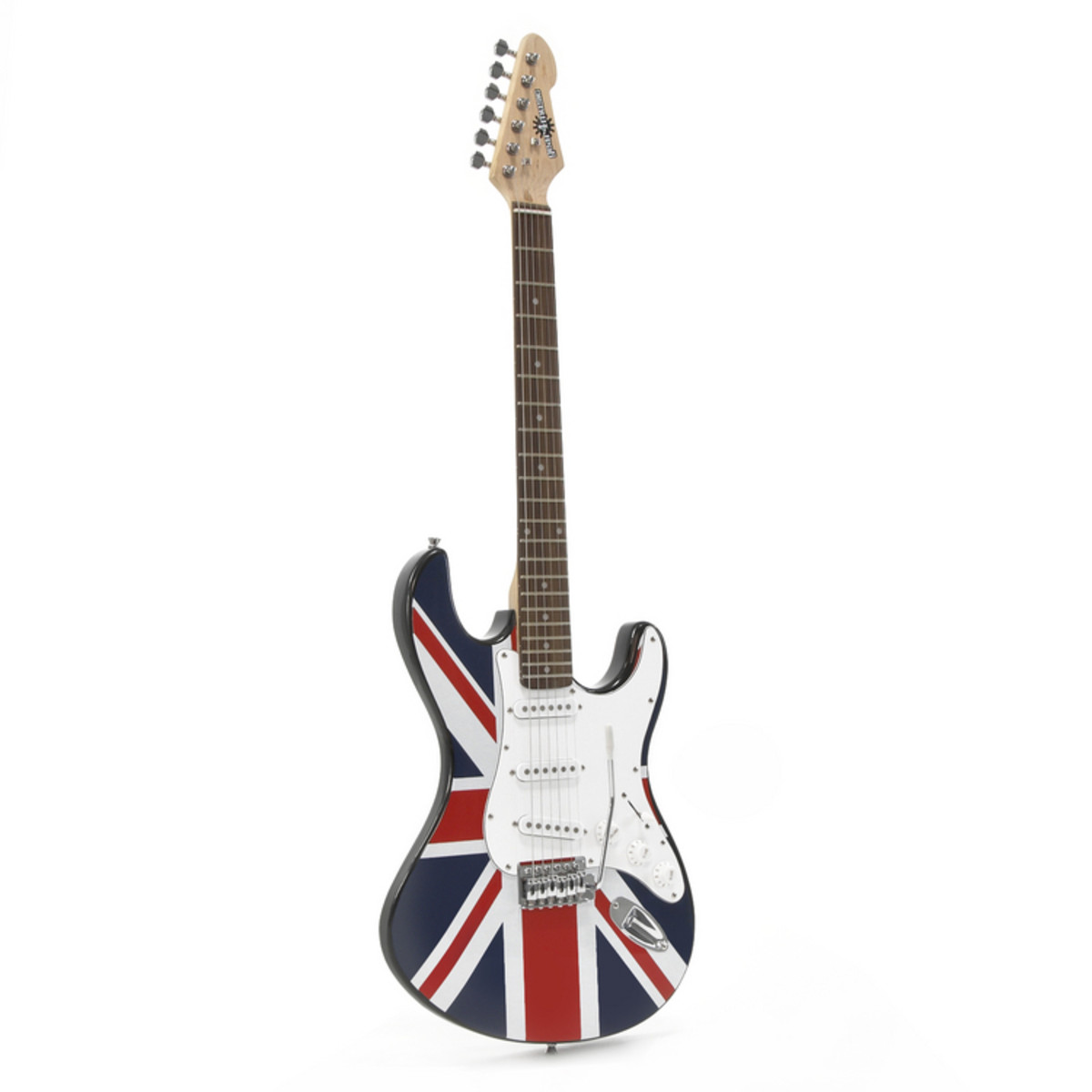 LA-E-Gitarre von Gear4music, Union Jack - Ex Demo bei Gear4music