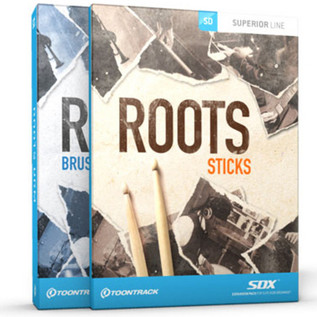 Toontrack SDX: Roots Bundle