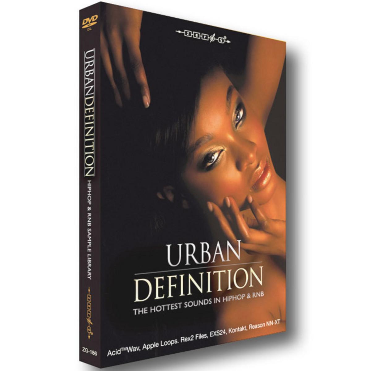 Zero G Urban Definition