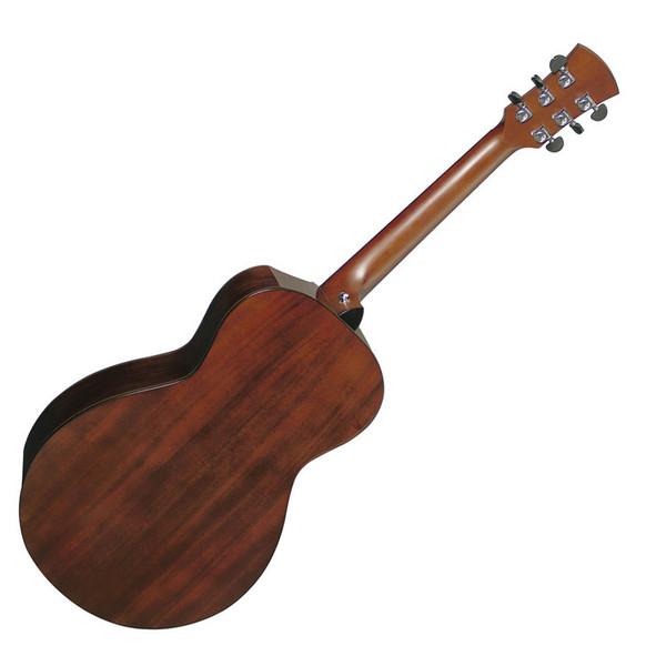 Faith Mercury Parlour Cedar Top Acoustic Guitar, Classic Burst