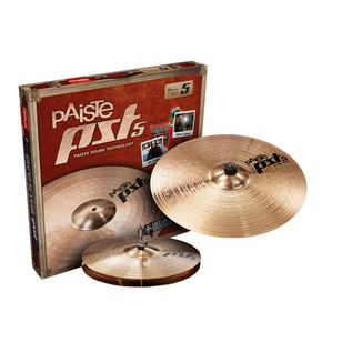 Paiste PST 5 N Essential 14/18 Cymbal Pack