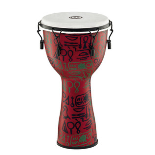 Meinl Journey Series Mechanical Tuned 12'' Djembe Synthetic, Pharaoh