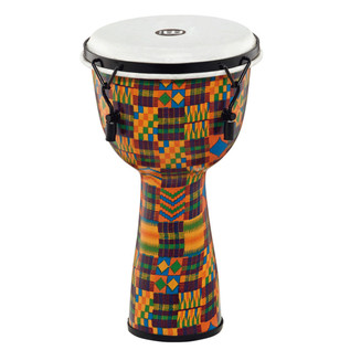 Meinl Journey Series Mechanical Tuned 10'' Djembe Synthetic, Quilt