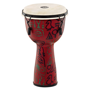 Meinl Journey Series Mechanical Tuned 10'' Djembe Goat Head, Pharaoh