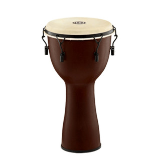 Meinl Journey Series Mechanical Tuned 12'' Djembe Goat Head, Brown