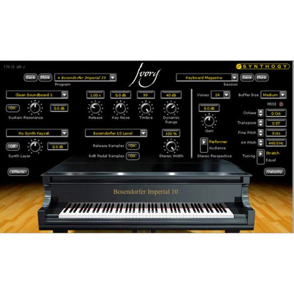 Grand Pianos UPGRADE