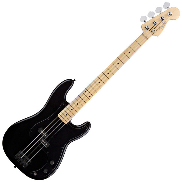 Fender Roger Waters Precision Bass, MN, Black