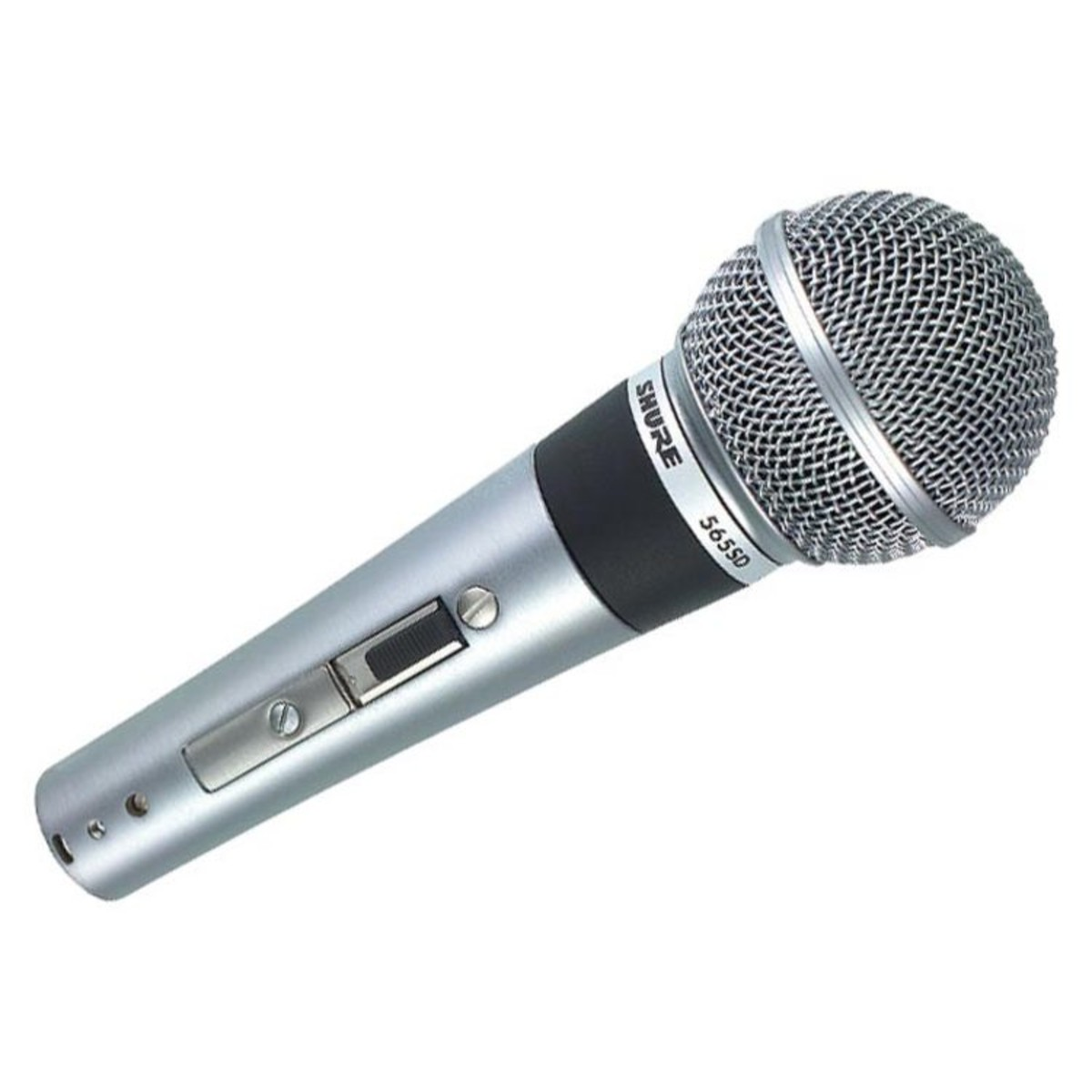 Shure 565sd classic vocal microphone nearly new at for Classic house vocals acapella