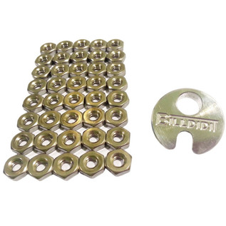 Billdidt Coady Locking Nuts for Tension Rods