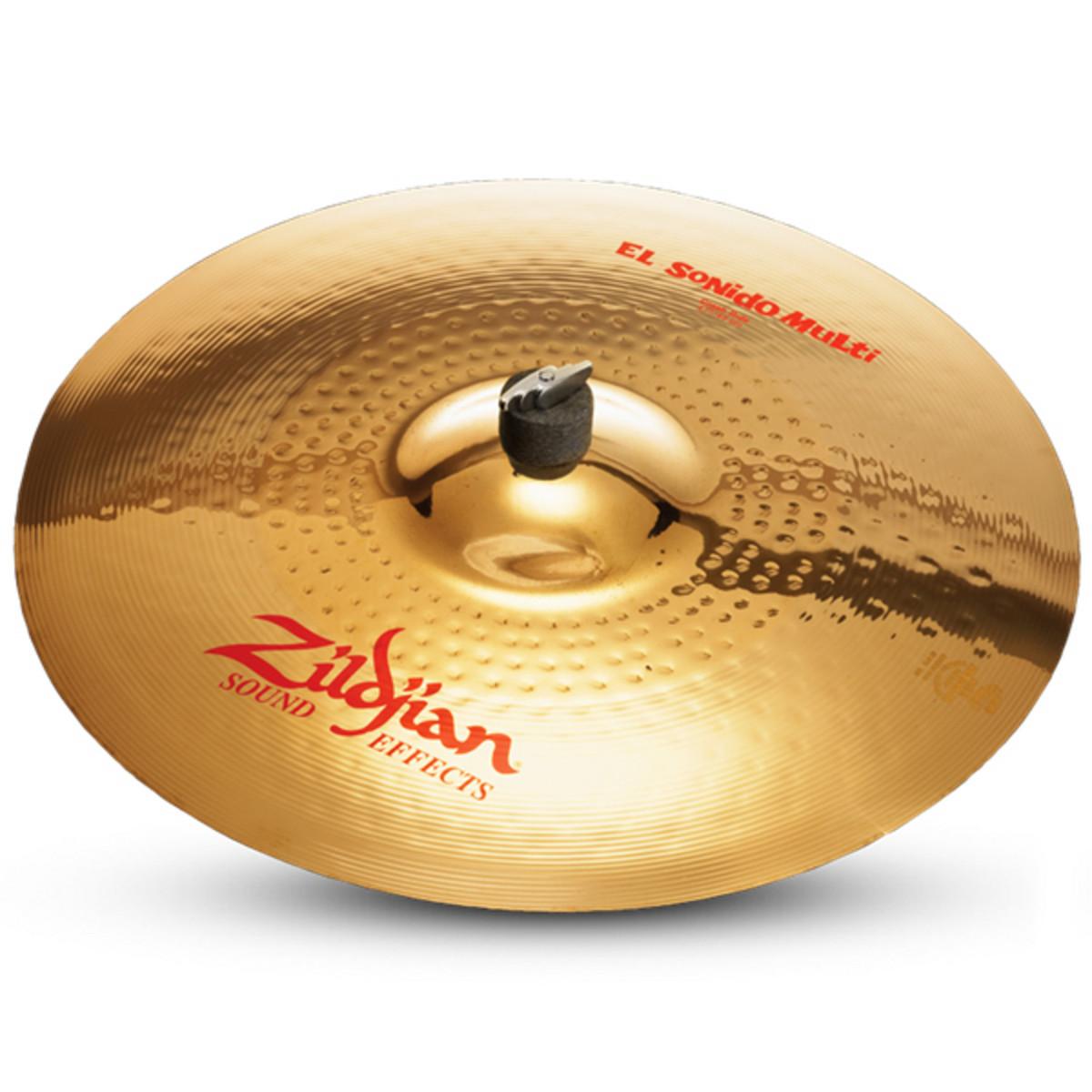 zildjian a 17 39 39 el sonido multi crash ride cymbal at gear4music. Black Bedroom Furniture Sets. Home Design Ideas