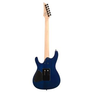 Ibanez S670QM Electric Guitar, Blue