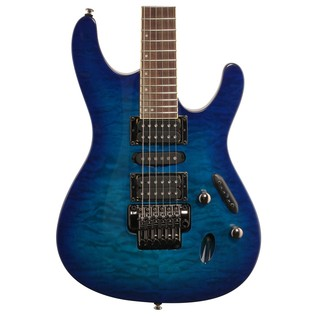 Ibanez S670QM Electric Guitar