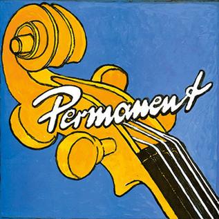 Pirastro Permanent Viola String Set