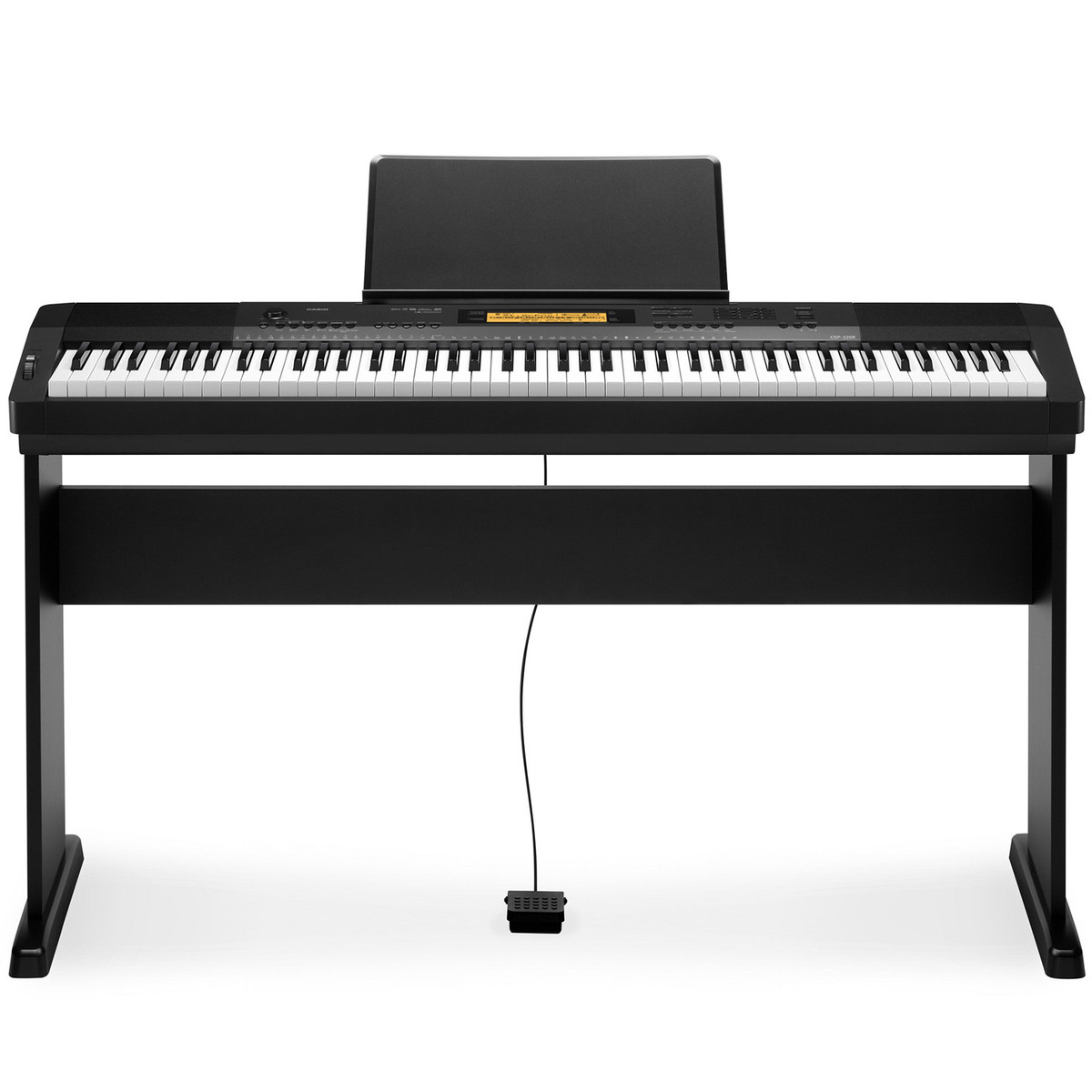 casio cdp 220r digitale piano deluxe pakket gear4music. Black Bedroom Furniture Sets. Home Design Ideas