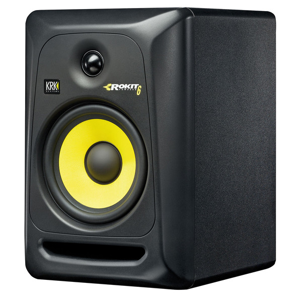 KRK Rokit RP6 G3 Active Monitors, Pair