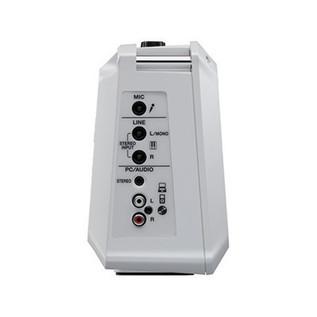 MOBILE BA Battery Powered Stereo Amplifier - left
