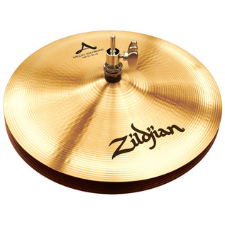 Zildjian A 12'' Special Recording Hi-Hat Cymbals, Pair