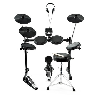 Alesis DM6 USB Electronic Drum Kit Package Deal