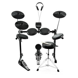 Alesis DM6 USB Electronic Drum Kit Package Deal