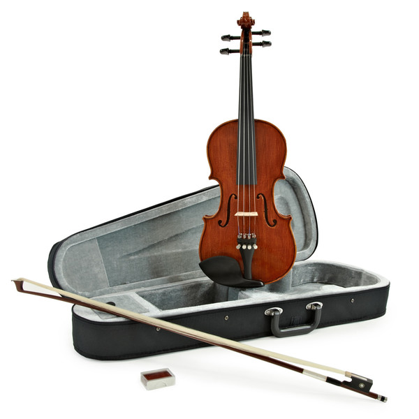Archer 34V-500 3/4 Size Violin by Gear4music