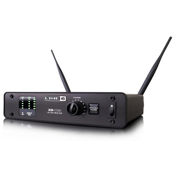 Line 6 XD-V55HS Digital Wireless Headset Mic System  - receiver