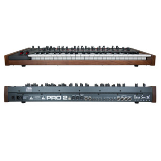 Dave Smith Instruments Pro 2 (Front & Back)