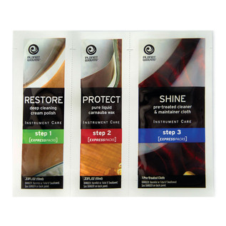 Planet Waves Guitar Polish Express Pack