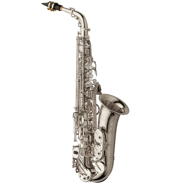 Yanagisawa Alto Saxophone, Silver