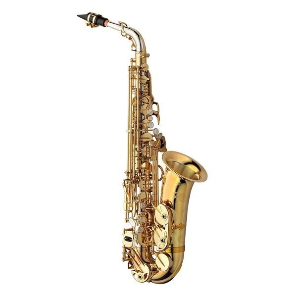 Yanagisawa AWO30 Alto Saxophone, Solid Silver