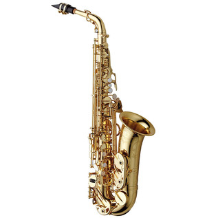 Yanagisawa AWO10U Alto Saxophone, Unlacquered Brass