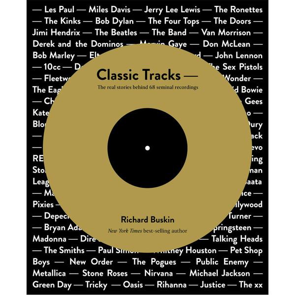 Sample Magic Classic Tracks by Richard Buskin (Book)