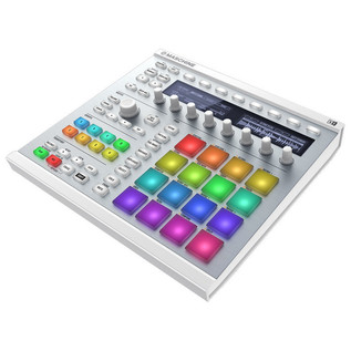 Native Instruments Maschine MK II (White)