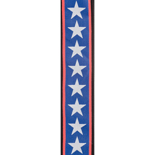 Planet Waves Woven Guitar Strap, Stars & Stripes