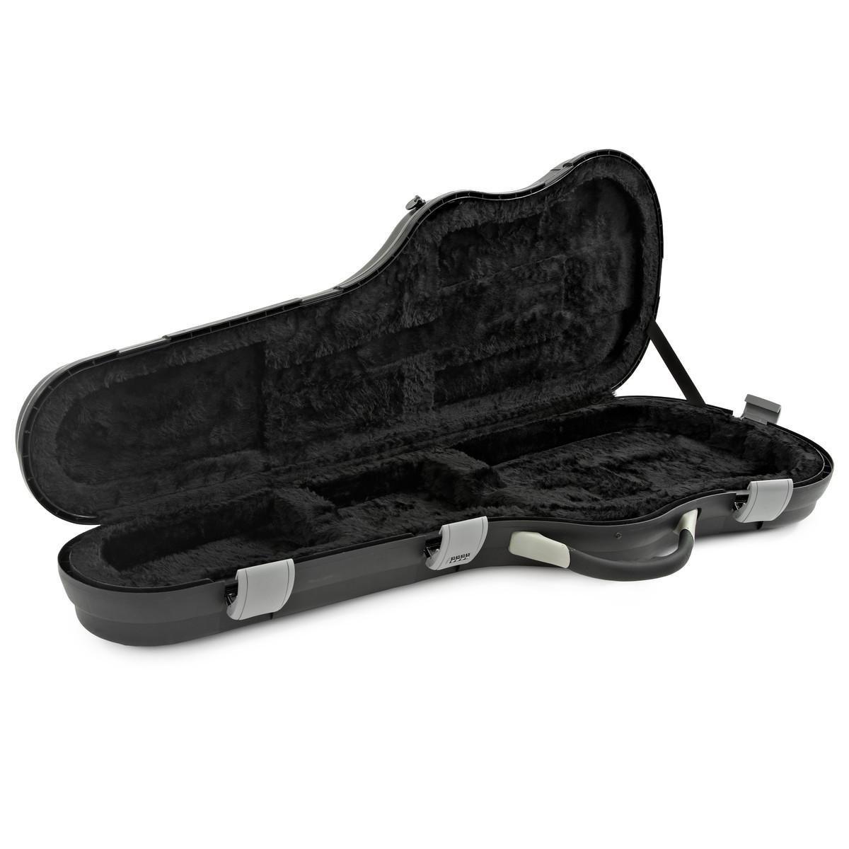 43060947a5 Deluxe Waterproof ABS Electric Guitar Case. EC-800. Loading zoom
