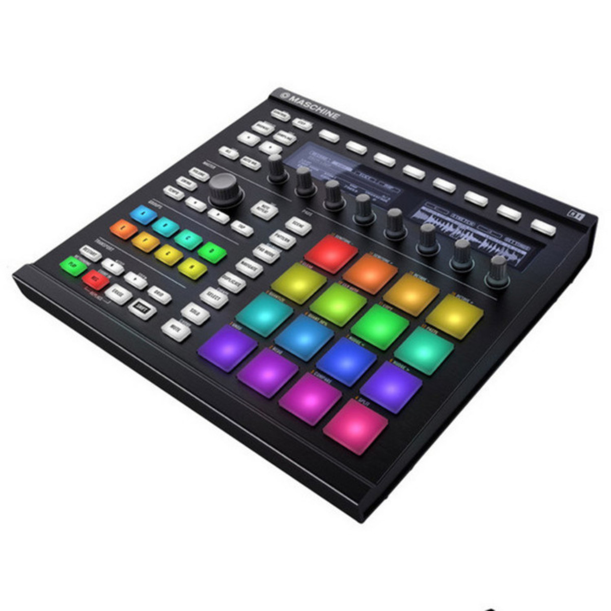 DISC Native Instruments Maschine MK2 (Black) and Komplete 9 Bundle ...
