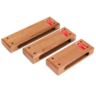 Percussion Plus PP263 Woodblocks, 3 Set
