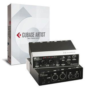 Steinberg Cubase Artist 7.5 and UR22 USB Audio Interface
