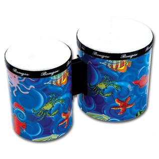 Percussion Plus PP310 Bongos, 13cm + 15cm