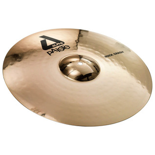 Paiste Alpha 20'' Rock Crash Cymbal, Brilliant Finish