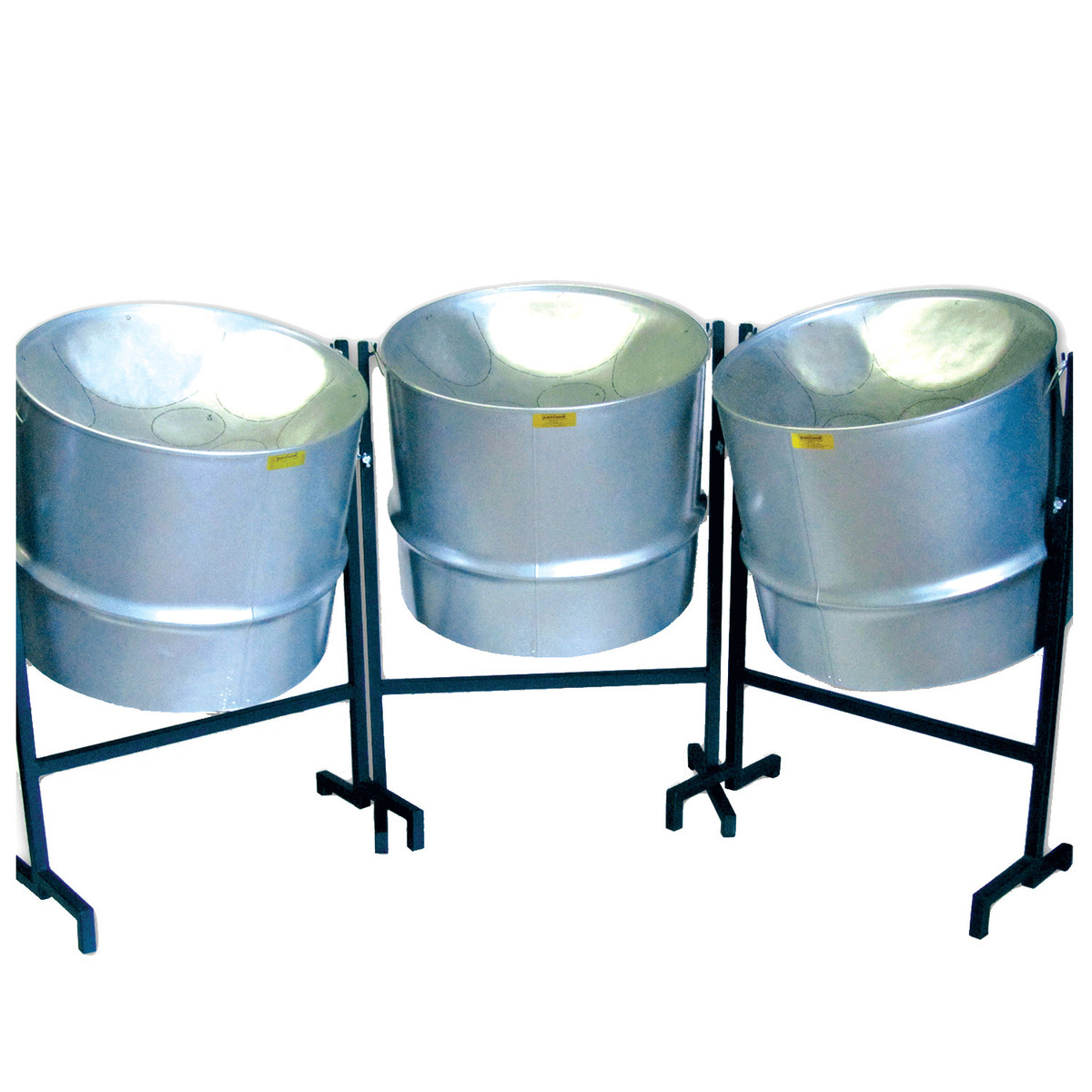 Disc Percussion Plus Pp445 Triple Cello Steelpan At Gear4music