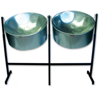 Percussion Plus PP446 Double Seconds Steelpans