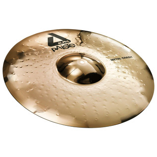 Paiste Alpha 18'' Metal Crash Cymbal, Brilliant Finish