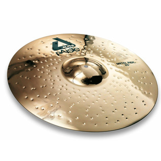 Paiste Alpha 20'' Metal Ride Cymbal, Brilliant Finish
