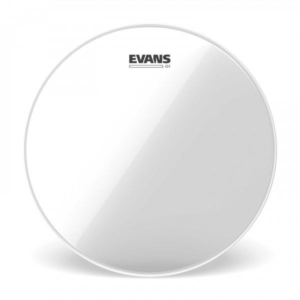 "EVANS Genera G1 Clear Drum Head, 14"""